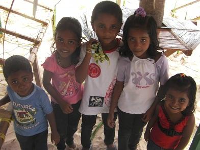 ケヨドゥの子供たち
