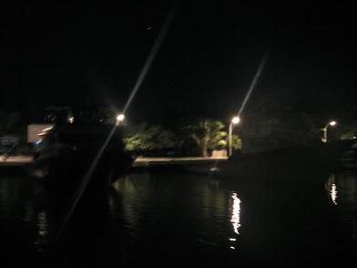 もう真っ暗