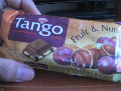 tangoチョコレート