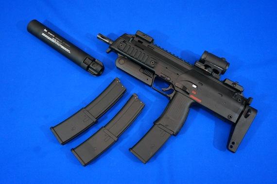 VFC MP7 オプション2
