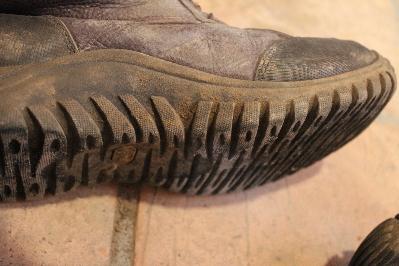 靴 ブーツ 足底