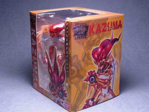 1200402SHFカズマ最終形態 パッケージ3