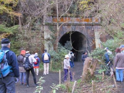 最奥のトンネル