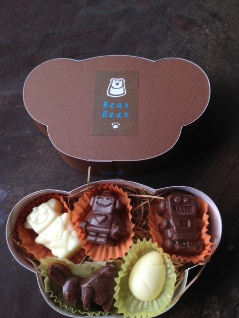 くまBoxチョコレート3
