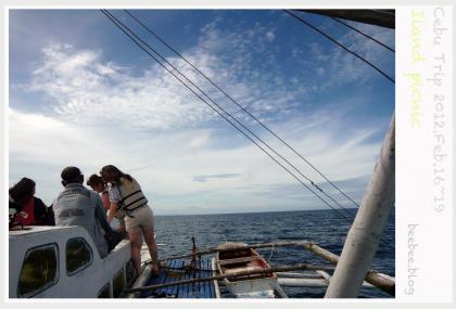 アイランドピクニック船
