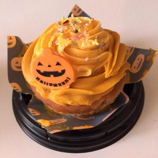 ローソンかぼちゃのケーキ