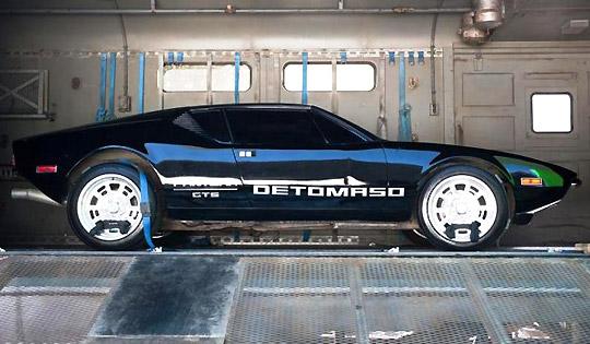 デ・トマソ・パンテーラ GTS
