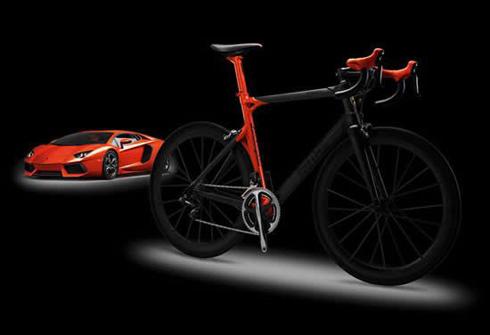 Lamborghini自転車1
