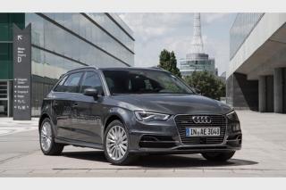Audi A3 sports back e-tron