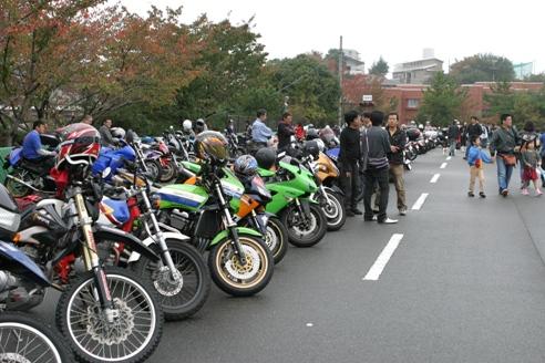 バイク ミーティング