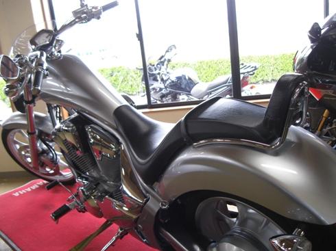 ホンダVTX1300
