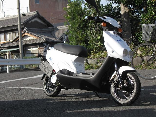 台湾製 電動スクーター ハイパワー EV