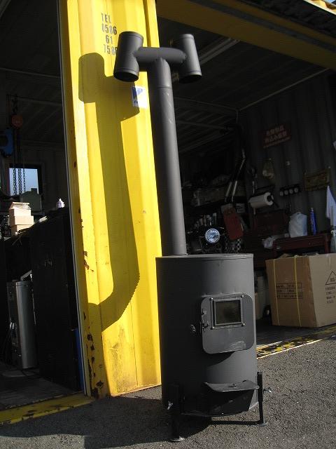 ホンマ製作所 薪ストーブ 暖房器具