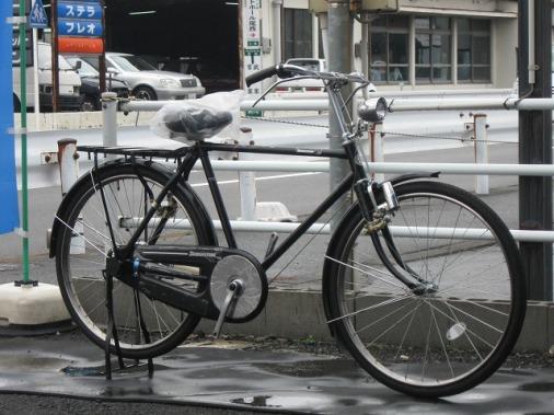 自転車 レトロ