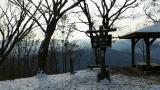 皇鈴山の頂上