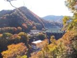 眼下の相模湖ダム