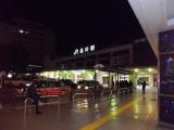 深夜の品川駅