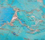 ダム周辺地図