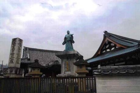 妙傳寺日蓮像