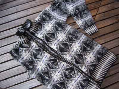 編み物職人akoのフェアアイル・ニッティング