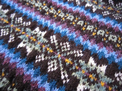 広島のニットカフェ~初心者もできる!イギリス伝統の編み物・フェアアイル
