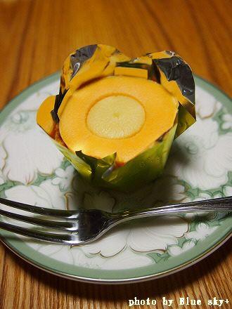 唐芋レアチーズケーキ