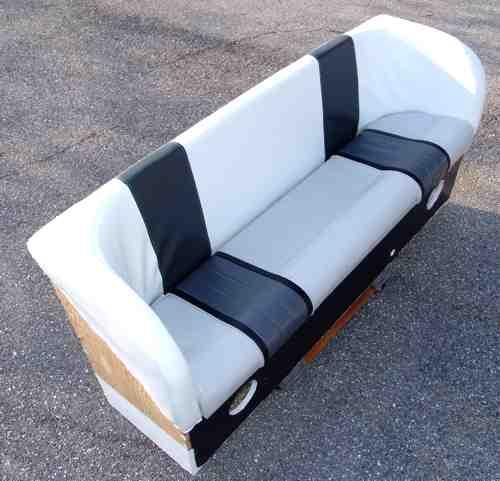 DIY Boat Bench Seat