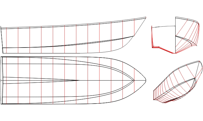 Boat Blueprints