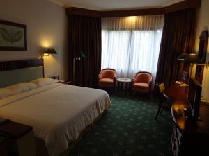 ホテルの部屋2 300