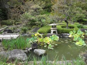長谷寺庭園 300