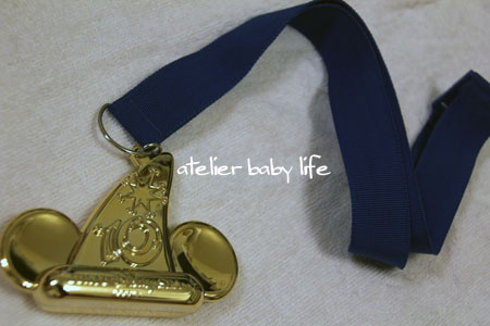 マジカルワンドのメダル