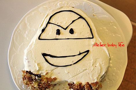 マックイーンケーキ