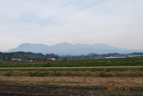 赤城山遠景