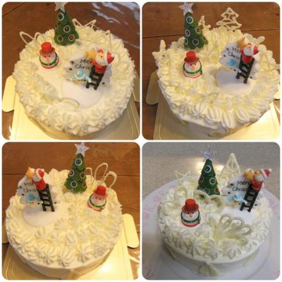 6クリスマスケーキ