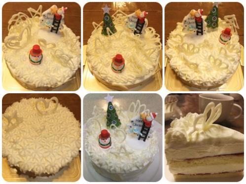 クリスマスケーキ7