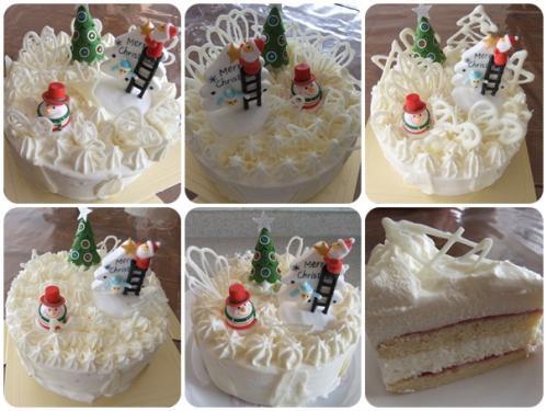 クリスマスケーキ16