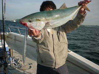 釣れた魚(^^;)