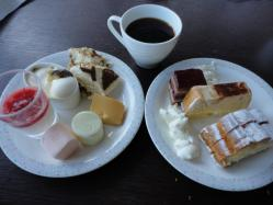 デザートお皿