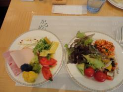 サラダ、前菜類