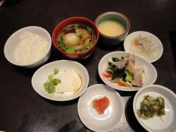 杉の井ホテル 朝食2
