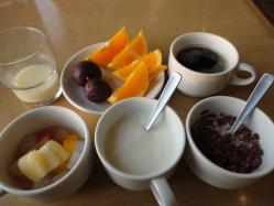 セキア 朝食3