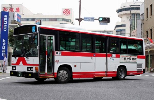 三河200か・417 9404
