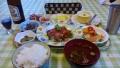 20140815_11ユースホステル夕食