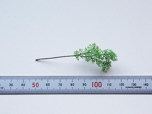 リアルパーツシリーズ・緑豊かな樹木 サイズ