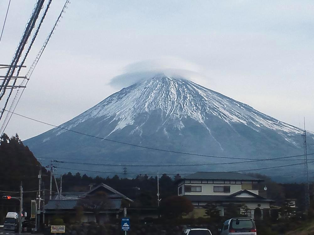 1・19富士山