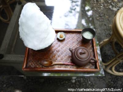 阿佐美冷蔵 金崎本店◇蔵元秘伝みつのかき氷