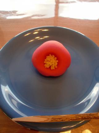 梅 生菓子