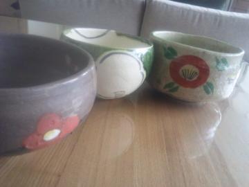 椿茶碗'S