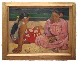 20080607-030 タヒチの女(浜辺にて)0005-1