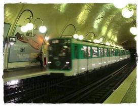 Paris メトロ 0005-1